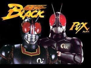 Satria Baja Hitam Black dan RX
