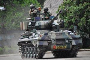 Tank Scorpion, jelas tak sehebat MBT