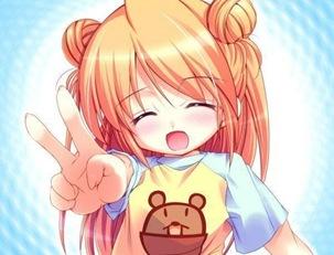 anime-peace-sign