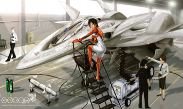 640x368_319_Fujin_2d_illustration_drawing_anime_fighter_aircraft_picture_image_digital_art