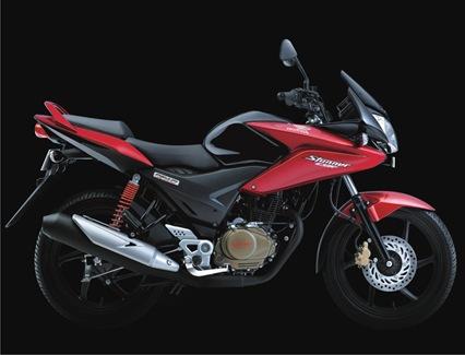 Honda CBF Stunner PGMFi