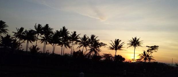Sunrise menuju Ungaran